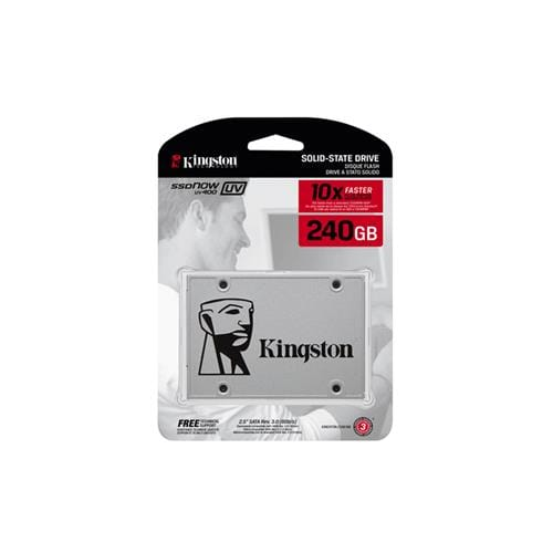 SSD Kingston SSDNow UV400 240GB SATA3 2.5 550/490MBs