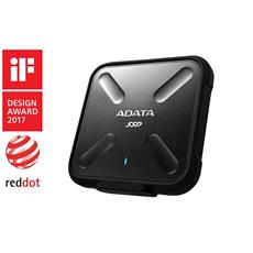 ADATA external SSD 512GB ASD700 Series IP68 dust/water proof plus military-grade shockproof