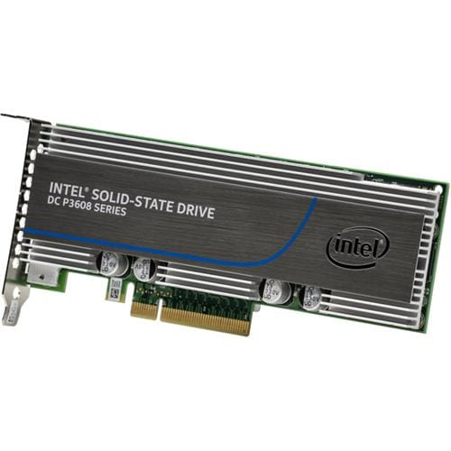 SSD Intel DC 3608 1.6TB half-height PCIe 3.0 20nm