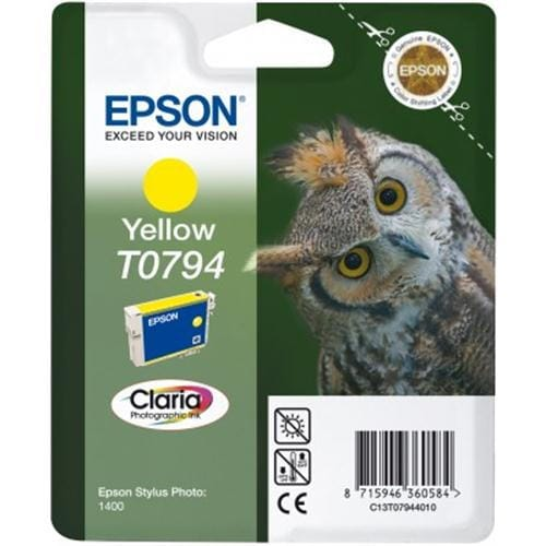 Kazeta EPSON SP 1400 yellow