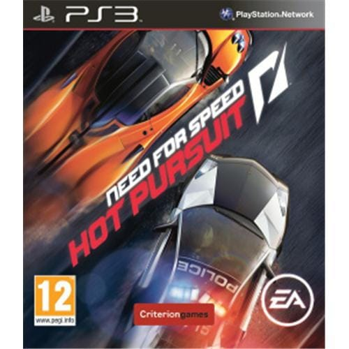 PS3 hra - Need for Speed Hot Pursuit