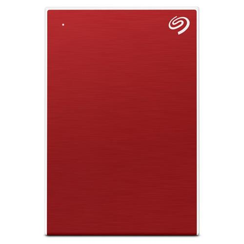 Ext. HDD 2,5'' Seagate Backup Plus Slim 2TB červený