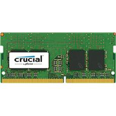 SO-DIMM 8GB DDR4-2400 MHz Crucial CL17 SRx8