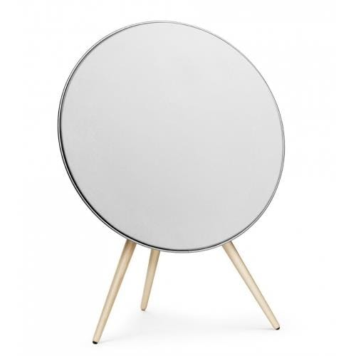 Reproduktor BeoPlay A9 - White with maple legs