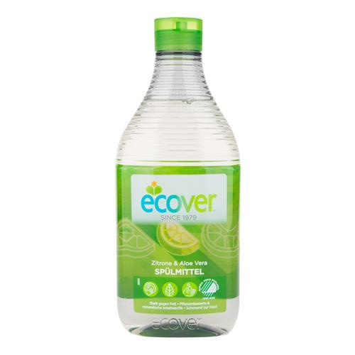 ECOVER prípravok na umývanie riadu s aloe a citrónom 450 ml 952043
