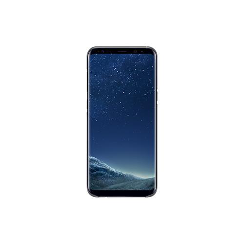 Samsung Clear Cover pre S8+ (G955) Black EF-QG955CBEGWW