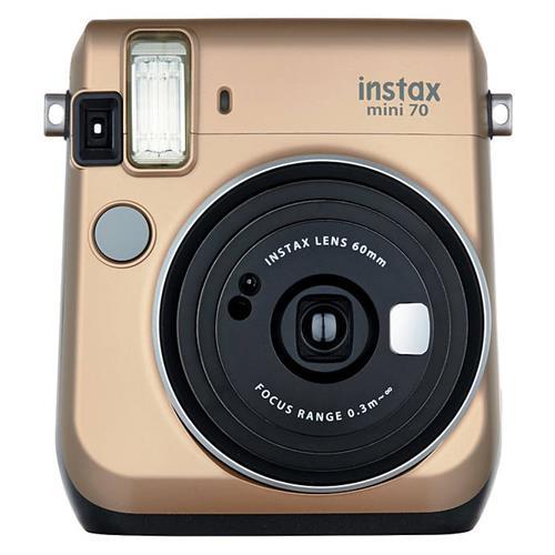 Fujifilm INSTAX MINI 70 - Gold 16513891