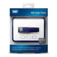WD Grip rámček, MP Ultra 500GB-1TB, tm.modrý