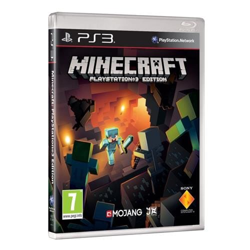 PS3 hra - Minecraft