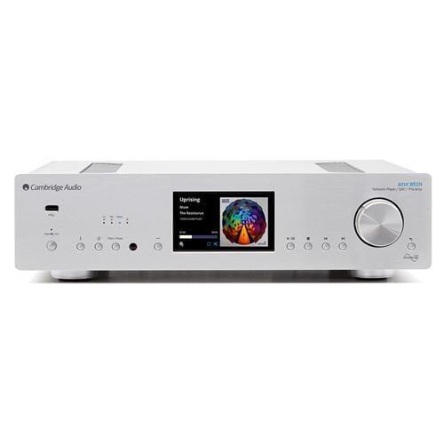 Streamer CA 851N strieborný C10548