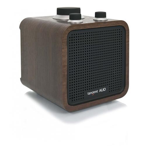 Rádio Tangent ALIO JUNIOR Walnut 21053