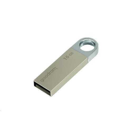 GOODRAM Flash Disk UUN2 16GB USB 2.0 strieborný UUN2-0160S0R11