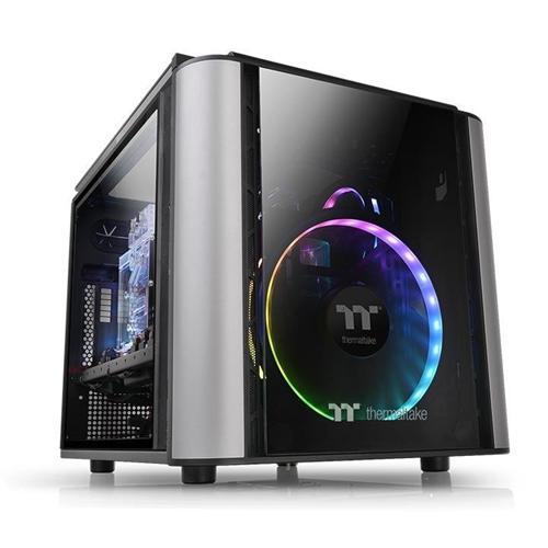 Thermaltake Level 20 VT Micro Gaming Case Black RGB Bez Zdroja CA-1L2-00S1WN-00