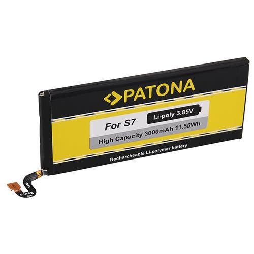 PATONA batéria pre mobilný telefón Samsung Galaxy S7 3000mAh 3,85V Li-Pol PT3183