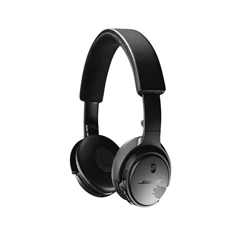 Bose On-ear wireless headphones čierne
