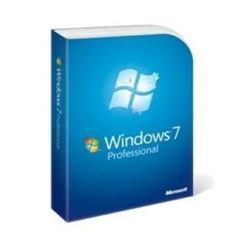 OEM Get Genuine Kit Windows Pro 7 SP1 32-bit/x64 English 6PC-00020