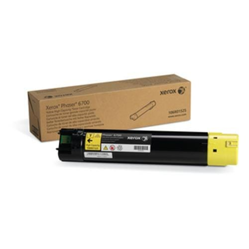 Toner XEROX 106R01526 yellow PHASER 6700 (12.000 str.)