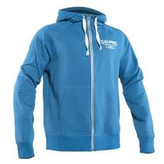 SALMING Core Hood Men JR Cyan Blue 140