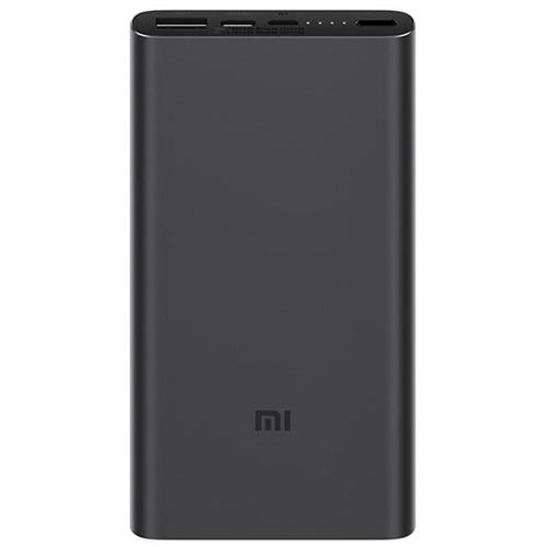 Xiaomi Mi 18W Fast Charge Power Bank 10000mAh 3 čierna 6934177711602
