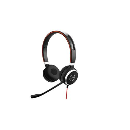 Headset Jabra Evolve 40, duo, Jack 14401-10