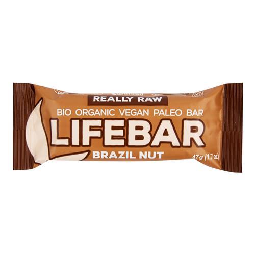 Tyčinka Lifebar brazílska 47 g BIO LIFEFOOD 630207