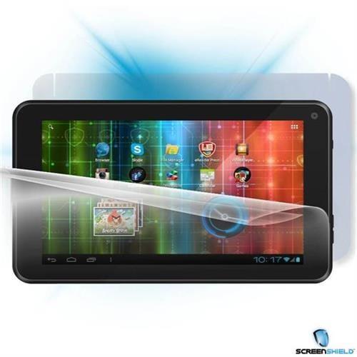 ScreenShield ochranná fólia na displej a zadný kryt pre PRESTIGIO Multipad PMP3670B, priehľadná PRE-PMP3670B-B