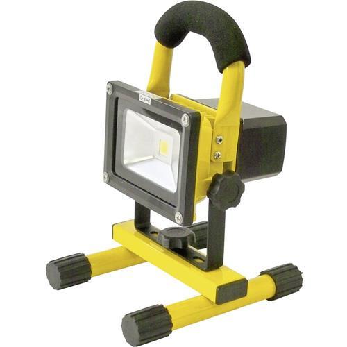 Akumulátorový (na batérie) LED reflektor Profi Power, 2410003, IP65 676102