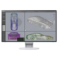 Monitor EIZO EV2785 27'', LED, UHD, IPS, DP, USB-C, piv, rep, wh