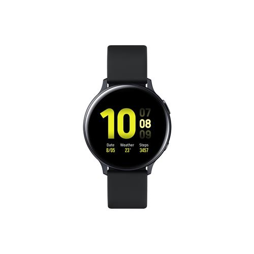 SAMSUNG Galaxy Watch Active 2 R820 Aluminium 44mm Black SM R820NZKAXEZ