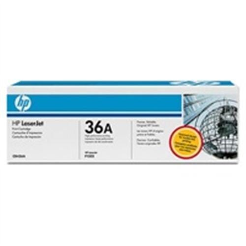 Toner HP CB436A Čierny pre LJ P1505, 2000 str.