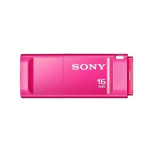 USB Kľúč 16GB Sony Flash USB 3.0 Micro Vault - X,16GB, ružový USM16GXP