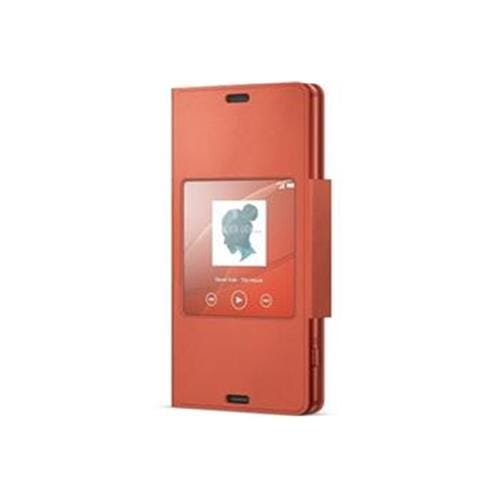 Sony Smart Cover SCR26 pre Xperia Z3 Compact Orange