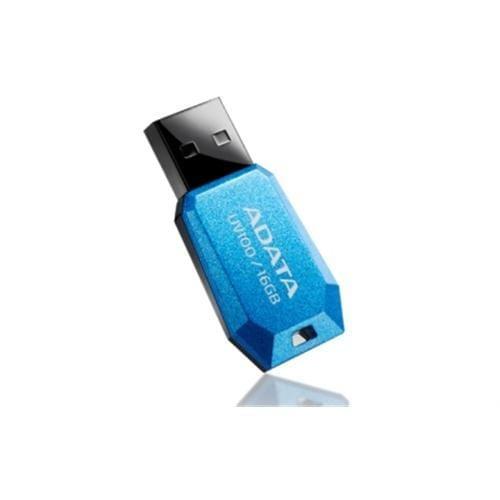 USB Kľúč 8GB ADATA UV100, modrý (USB 2.0) AUV100-8G-RBL