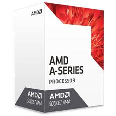 CPU AMD Bristol Ridge A8 9600 4core (3,4GHz) Box