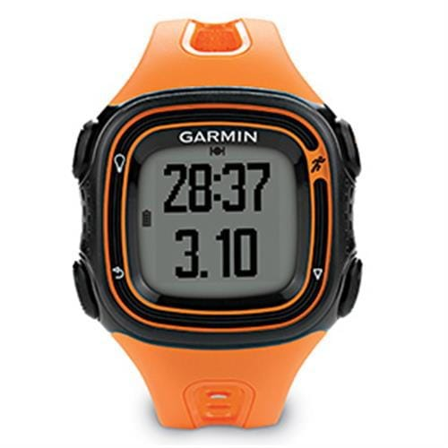 Garmin Forerunner 10 orange-black