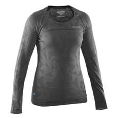 SALMING Running LS Top Women Grey S