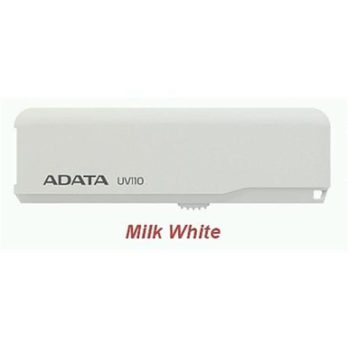 USB Kľúč 32GB ADATA UV110, biely (USB 2.0) AUV110-32G-RWH