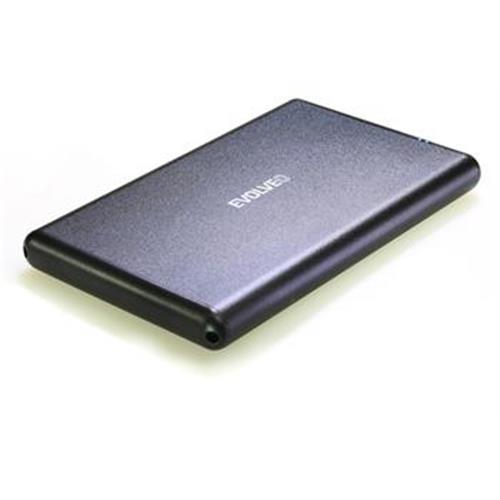EVOLVEO 2.5'' Tiny 1, externý rámček na HDD, USB 3.0 TINY1
