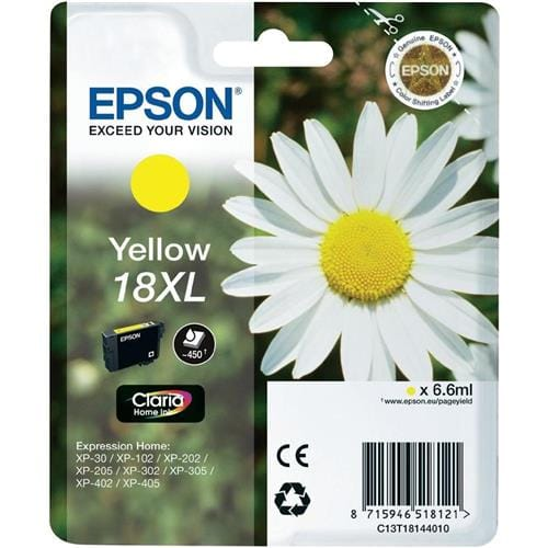 Kazeta EPSON XP-305 yellow XL