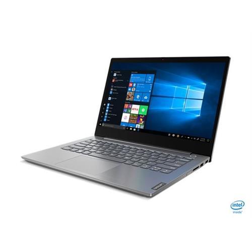 "Lenovo ThinkBook 14 i3-1005G1 3.4GHz 14.0"" FHD IPS matný UMA 8GB 256GB SSD FPR W10 šedý 1y CI 20SL00D2CK"