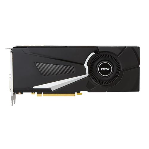 MSI GeForce GTX 1070 Ti AERO 8G
