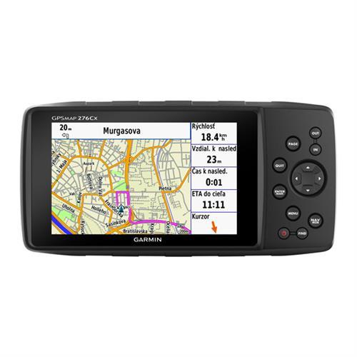 Navigácia Garmin GPSMAP 276Cx + SK TOPO 010-01607-01