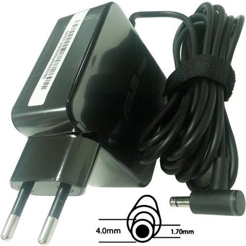 ASUS AC NAPÁJACÍ ADAPTÉR 45W 19V 2pin 4,0x1,7mm pre UX301LA, UX301LAB, UX302LAT s EU plug B0A001-00233200