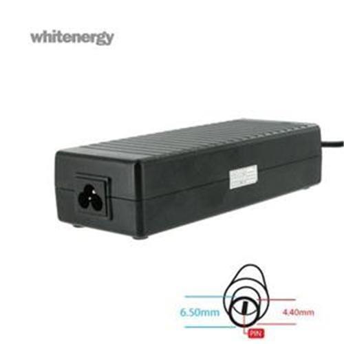 Whitenergy AC adaptér 19.5V/6.15A 120W konektor 6.5x4.4 mm + pin 04129
