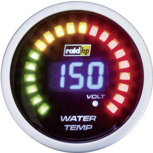 Palubný teplomer vody Raid Hp NightFlight, 660502 855571