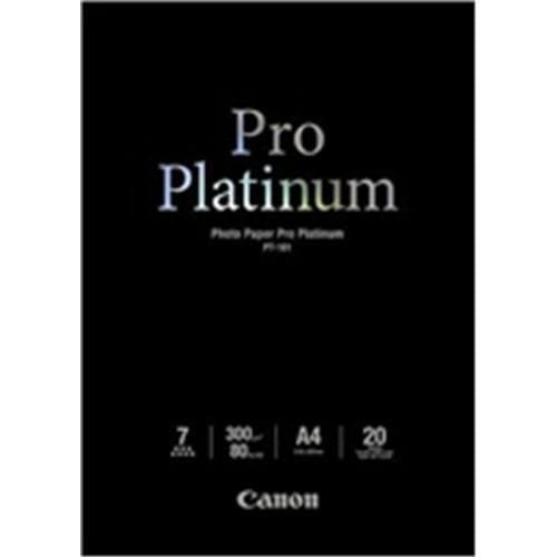 Papier CANON PT-101 A4 20SH 2768B016