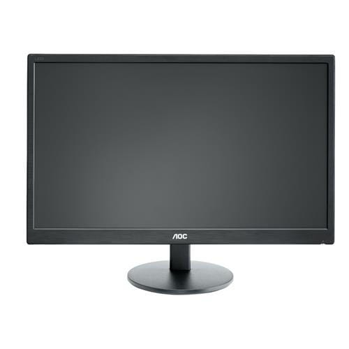 Monitor AOC E2470Swhe, 24W, LED, 1920x1080, 20 000 000:1, 5ms, 250cd, HDMI, čierny