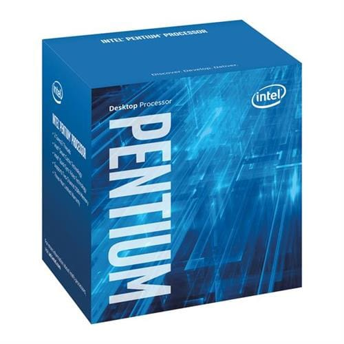 CPU Intel Pentium G4400 BOX (3,3GHz, LGA1151, 3MB, HD Graphics 510)