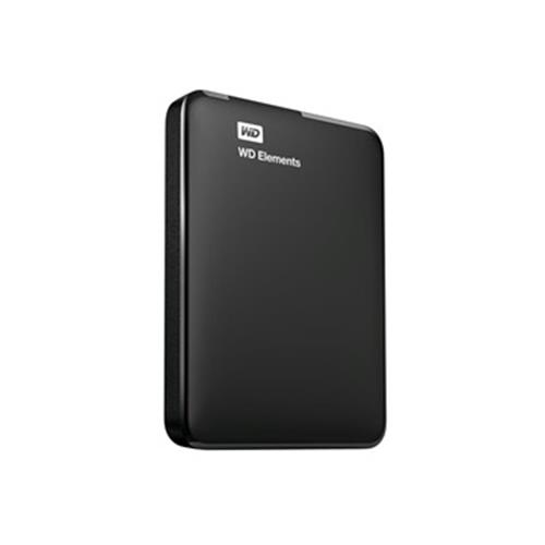 "Ext. HDD WD Elements Portable 1TB,2.5"",USB3.0,Čierny, WESN WDBUZG0010BBK-WESN"