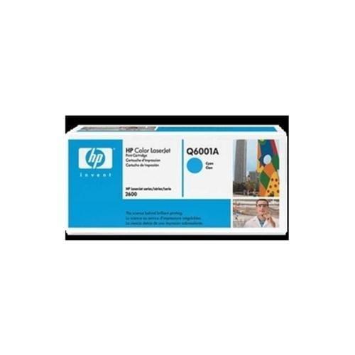 Toner HP Q6001A pre HP CLJ 2600 azúrová 2000 strán